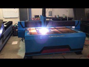heißer Verkauf cnc-Metallplasmaschneidemaschine / Plasmaschneiderverkauf