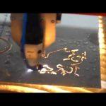1325 Edelstahl tragbare Plasma-CNC-Schneidemaschine