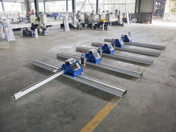 180W tragbare CNC-Plasma-Schneidemaschine zum Schneiden von dickem Metall 6 - 150mm