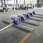2 * 3 mt tragbare china kleine billige kostengünstige cnc plasma schneidemaschine