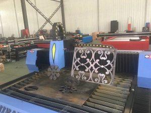 Automatischer Lichtleiter-Cuttercnc-Rohrprofilschneiderplasmaschneider für Lichtleiter
