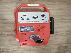 Oxy-Fuel-Gasschneidemaschine mit hoher Plattendicke