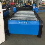 china 100a plasma cnc maschine 10mm platte metall