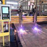 Doppelantrieb Portal-CNC-Plasma-Schneidemaschine h Strahl Produktionslinie Hypertherm-CNC-System