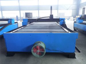 Hochleistungs-MS-Flussstahl-Metallplattenportal-CNC-Plasmaschneidemaschine
