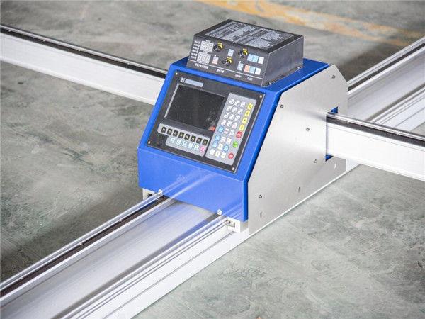Hohe Leistungsfähigkeit CNC-Plasmaschneidemaschine 0-3500mm minimale Schnittgeschwindigkeit