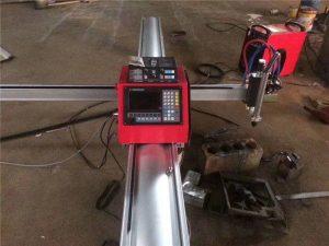 Hochwertige tragbare CNC-Plasma-Schneidemaschine / CNC-Plasmaschneider für Edelstahl und Blech