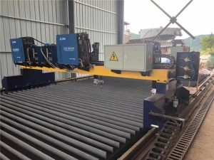 heißer verkauf metallplatte cnc brenngas schneidemaschine