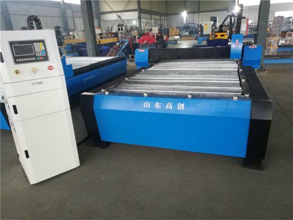 Jinan CE Beruf 1325 kleine CNC-Plasma-Schneidemaschine