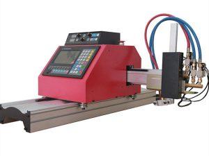 Multifunktionale Vierkantstahlrohr Profil CNC FlamePlasma Schneidemaschine mit hoher Qualität
