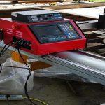 cnc tragbare numerische schneidemaschine / metall plasma schneidemaschine