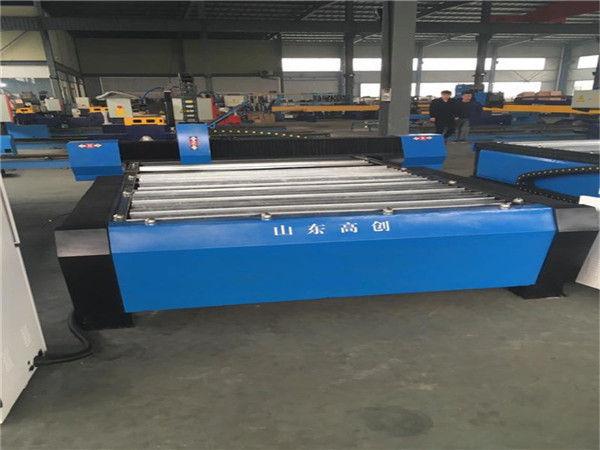 Neu gestaltete CNC-Schneidemaschine für Blech CNC-Plasma-Schneidemaschine