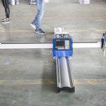 Großhandelstabelle Art cnc-Plasmaschneidemaschine für Kupfer, Metallblatt, rundes Rohr