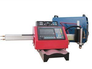 tragbare cnc-plasma-schneidemaschine automatische gasschneidemaschine stahlbahn