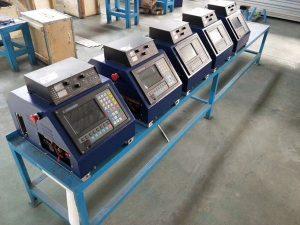 Tragbare CNC-Plasma-Schneidemaschine, effektive Brennschneidmaschine