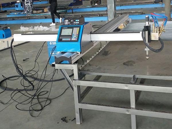 Tragbare cnc-plasma-schneidemaschine wirtschaftlicher preis Metallschneidemaschine