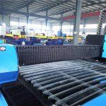 Praktische und wirtschaftliche Hochpräzisions- / Hochleistungs-Metallbearbeitungsmaschine / tragbare CNC-Plasmaschneidmaschine zk1530