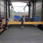 Präzisions-CNC-Plasma-Schneidemaschine genaue 13000mm Servomotor