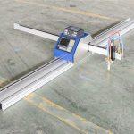 stahl / metall schneiden kostengünstige cnc plasmaschneidanlage 1530 jinan weltweit cnc exportiert