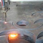 ce genehmigt brennschneidbrenner tragbare cnc plasmaschneidemaschine in china fabrik