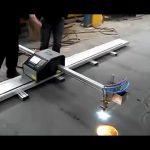 China Hersteller tragbare CNC-Plasma-Schneidemaschine