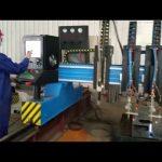 Hochleistungs-Portal-CNC-Plasma-Schneidemaschine Metallherstellung automatisiert