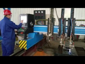 cnc-Portalbrennschneidemaschine