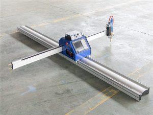 CNC-Plasma-Schneidemaschine mit Markierungsgravuraufsatz