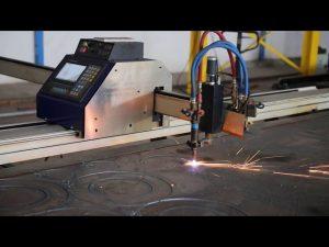 kostengünstige Grantry tragbare Mini-CNC-Plasma-Schneidemaschine