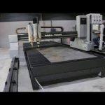 Maschinen True Hole CNC-Plasma-Schneidemaschine China