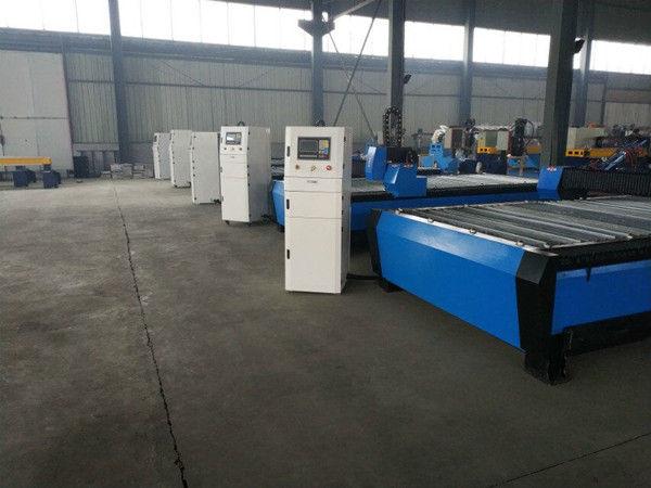Metall billig CNC Plasma-Schneidemaschine China 1325 CNC Plasma-Schneidemaschine