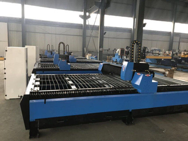 Metallbearbeitung kleine CNC-Plasma-Schneidemaschine mit hoher Präzision