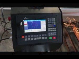 tragbare cnc flammenplasma schneidemaschine mit servomotor