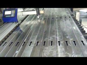 tragbare cnc-plasmaschneider cnc-brennschneidmaschine für metall