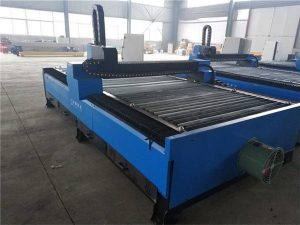 professionelle fabrik direktverkauf aluminium eloxiertem aluminium g code cnc plasma schneidemaschine