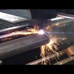 verkauf cnc plasmaschneidanlage mit dreh- plasmaschneider für metallrohre