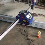 kleine cnc plattenplasmaschneidemaschine 1530 tragbare cnc metall plasma / flamme blechschneidemaschine / cutter zum verkauf
